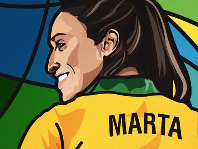 Brazil WWC2015 star Marta wwc2015 world cup marta soccer football brazil