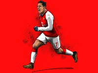 Alexis Sanchez for Arsenal