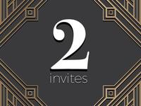 2 invites for Charlotte, NC!