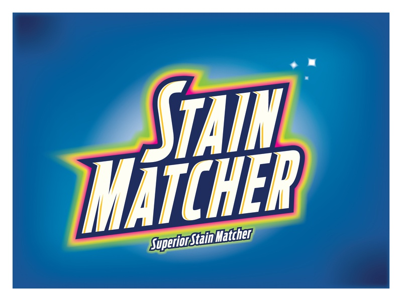 Stain Matcher - Fake Products for Safe Auto Insurance