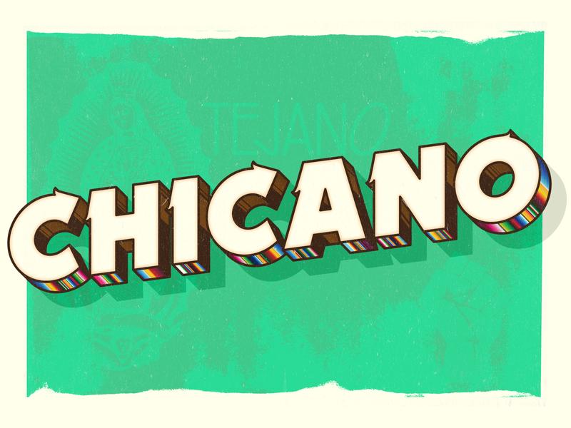 Tejano Chicano