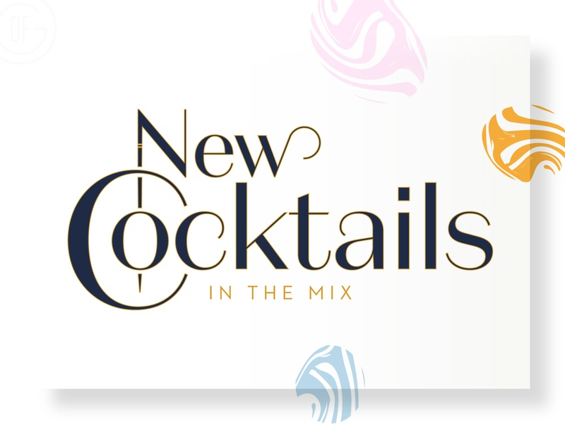 New Cocktails in the mix - Del Frisco's Grille