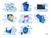 Mac Illustrations