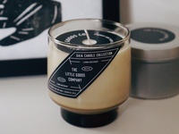 TLGC Candle Lables