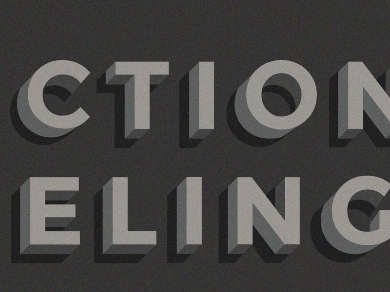 Function & Feeling type block type