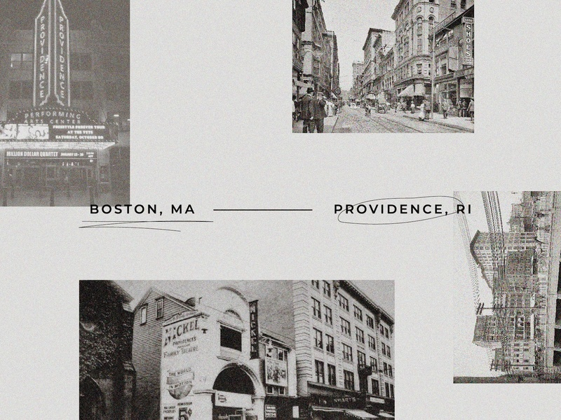 Two Cities boston providence
