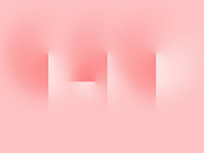 Hi Dribbble! sci fi pink first shot debut shot debut dribbble hello