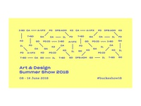 Art & Design Summer Show 2018