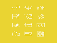 Clinical Trial Icons
