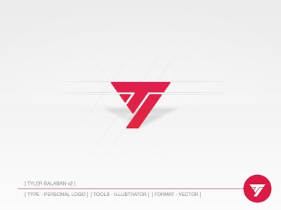 Personal Logo V2 illustrator vector personal logo branding photoshop