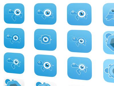 Snaapiq Re-Brand Process mobile app picture app blue photoshop vector illustrator brand brand identity