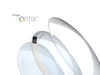 Google Optix™ - Smart Contacts Concept