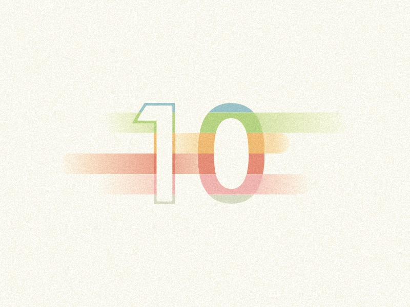 The Number 10 invites invite giveaway vector 10invites 10 invites