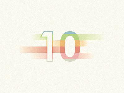 The Number 10 invites invite giveaway vector 10invites 10 invites