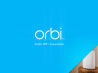 Orbi Logo Design