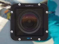 GoPro™ Camera Icon