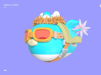 3D - MapleStory - 7