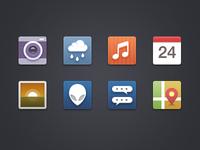 56*56 Icons