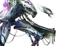 Ancient Archon 'Skilled Class' Mechanoid