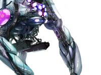 Ancient Archon 'Nemesis Class' Mechanoid