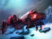 Legion Space Craft