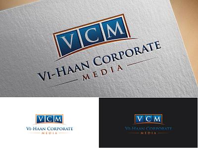 VCM / Branding logo ux illustration design logo design usability trend branding karthik creative