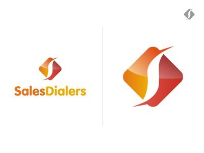 Sales Dialers / Branding / S letter