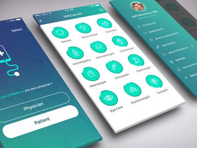 LocalMD Mobile App / Doctor