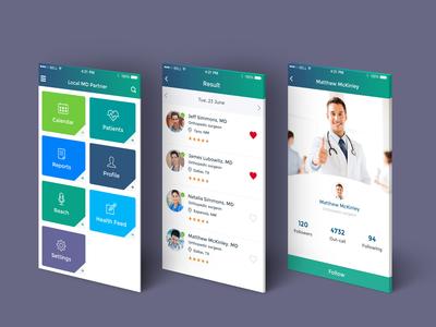 LocalMD Mobile App