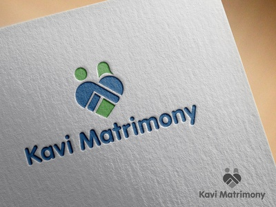 Kavi Matrimony / Branding