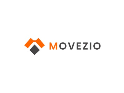Movezio / Branding / M Letter