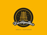 Hometown Sticker / Srivilliputhur