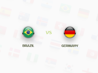 Brazi Vs Germany