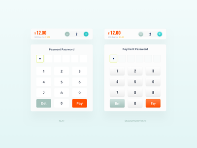 Payment Password sketch app ux payment ui kit flat touch screen android ui zklm0000