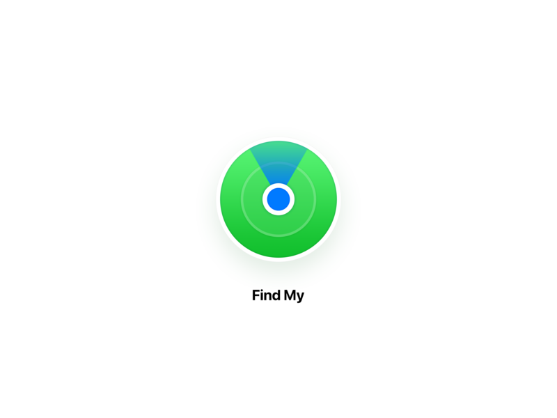 mac OS Catalina Find My Icon catalina free psd osx icon iphone icon mockup app photoshop wwdc ios 13 mac os ui icon zklm0000