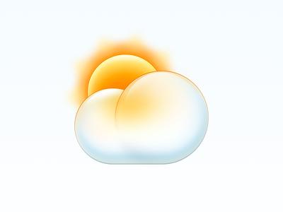 Weather Icon illustration os x aqua mac os smartisan icon ui zklm0000 photoshop weather