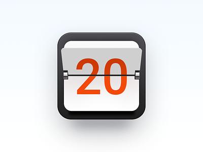 Calendar Icon skeuomorphism calendar os x mac os smartisan ui photoshop icon zklm0000