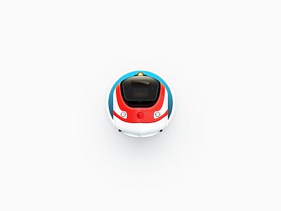 Vehicle Icon skeuomorphism android icon os x mac os illustration smartisan ui photoshop zklm0000
