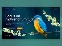 Intelligent High-end Furniture WEB
