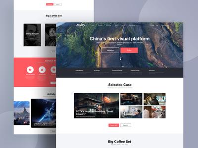 Platform WEB website