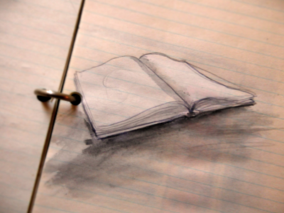 Booksketch