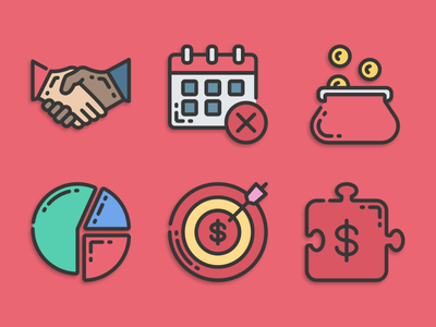 Business icons business illustration icons pack iconset icons design icons icon designs designer