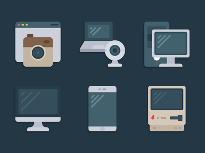 Information Technology icons technology illustration icons pack iconset icons design icons icon designs designer