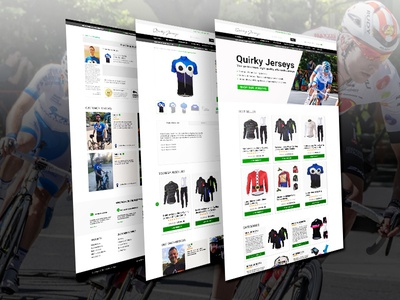Ecommerce Template Psd Design