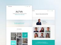Altva Website