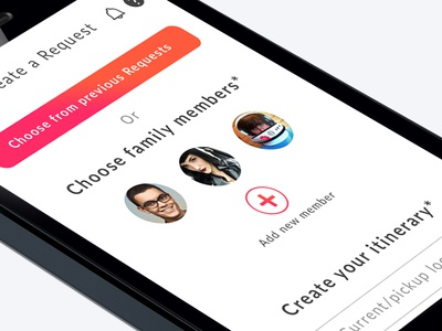 Add family  new add family mobileapp design ux ui app