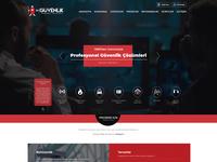 Bygüvenlik Website Design