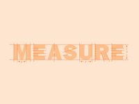 Measure Typography
