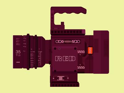 RED camera 4