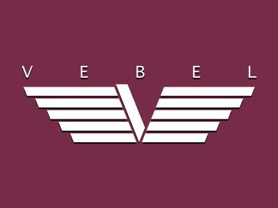 Vebel Logo Design 2